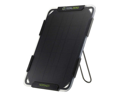 Goal Zero Nomad 5 Lightweight Solar Panel - Idaho Mountain Touring