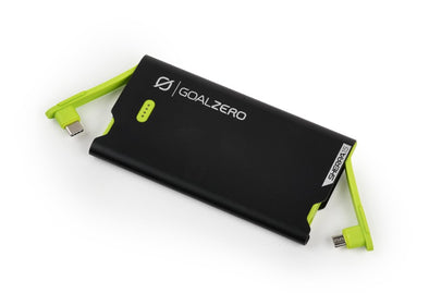 Goal Zero Sherpa 15 Power Bank - Idaho Mountain Touring