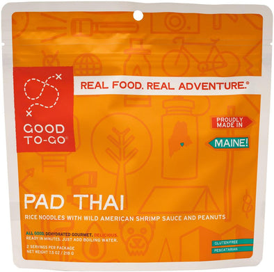 Good To-Go Pad Thai - Idaho Mountain Touring