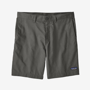 "Men's Lightweight All-Wear Hemp Shorts - 8"" Inseam - Idaho Mountain Touring"