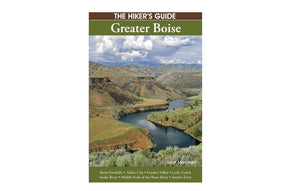 Misc Books and Media The Hikers Guide : Greater Boise - Idaho Mountain Touring