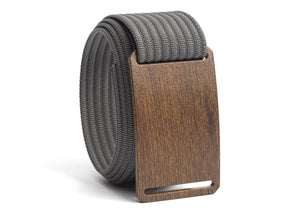 "Grip 6 Men's Craftsman Series Walnut 1.5"" Belt - Idaho Mountain Touring"