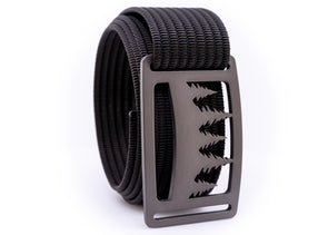 "Grip 6 Men's Naturalist 1.5"" Belt - Idaho Mountain Touring"