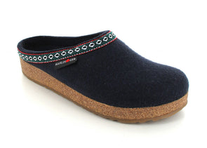 Haflinger GZ Classic Wool Clogs - Idaho Mountain Touring