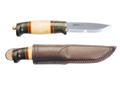 Helle Norway Harding Knife - Idaho Mountain Touring