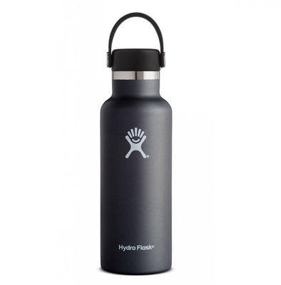 Hydro Flask 18oz Standard Mouth w/ Flex Cap - Idaho Mountain Touring