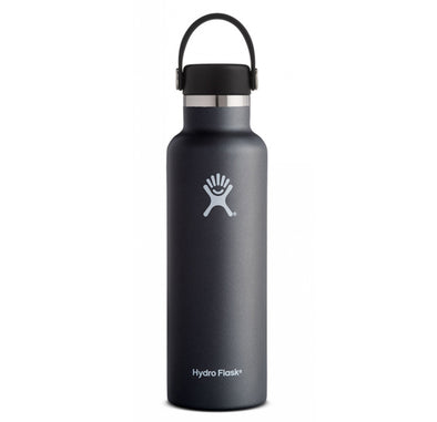 Hydro Flask 24oz Standard Mouth w/ Flex Cap - Idaho Mountain Touring