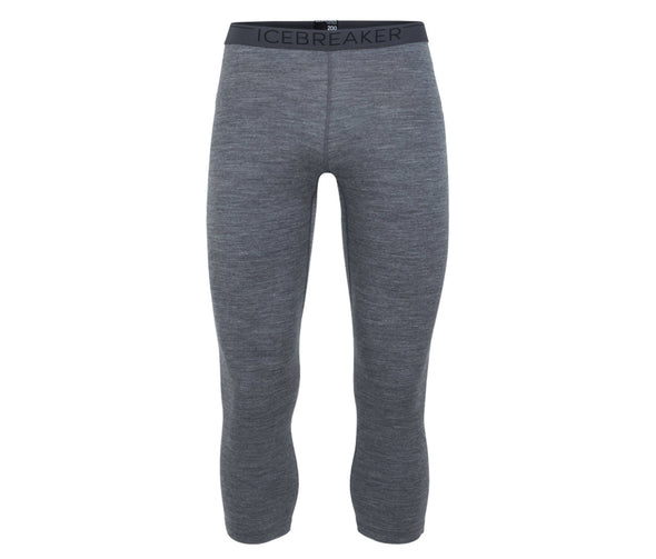Icebreaker Men's Merino 200 Oasis Legless Bottoms - Idaho Mountain Touring