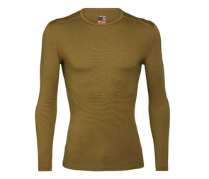 Icebreaker Men's Merino 260 Tech Long Sleeve Crewe - Idaho Mountain Touring
