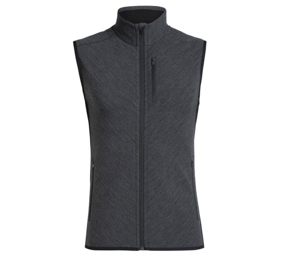 Icebreaker Men's Descender Vest - Idaho Mountain Touring