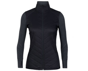 Icebreaker Women's Descender Hybrid Jacket - Idaho Mountain Touring