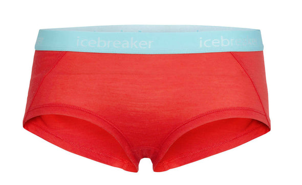 Icebreaker Women's Sprite Hot Pants - Idaho Mountain Touring