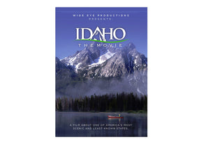 Wide Eye Productions Idaho The Movie 2 - Idaho Mountain Touring