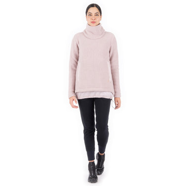 Women's Heidi Sweater with Kangaroo Pocket