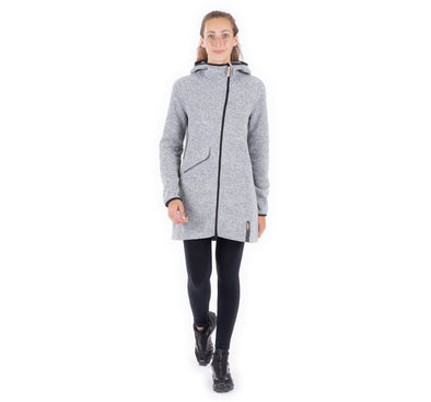 Women's Naoko Long Full Zip Hoodie