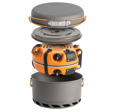 JetBoil Genesis Base Camp System - Idaho Mountain Touring