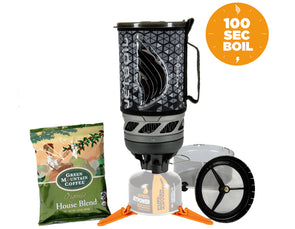 JetBoil Flash JavaKit - Idaho Mountain Touring