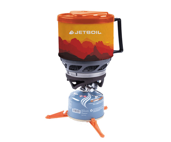 JetBoil MiniMo Cooking System - Idaho Mountain Touring
