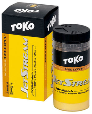 Toko Jetstream Racing Powder : Yellow 30g - Idaho Mountain Touring
