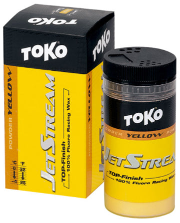 Jetstream Racing Powder : Yellow 30g
