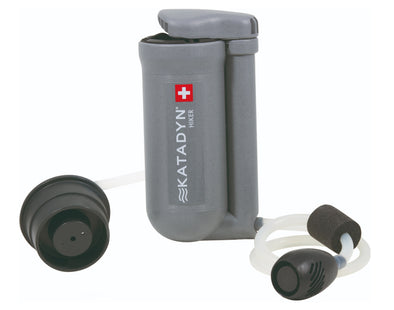 Katadyn Hiker Micro Water Filter - Idaho Mountain Touring