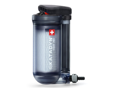 Hiker Pro Transparent Micro Filter