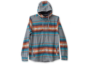 Men's Hawthorne Hooded Shirt - Idaho Mountain Touring