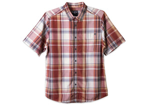Men's Harstine Short Sleeved Button Down - Idaho Mountain Touring