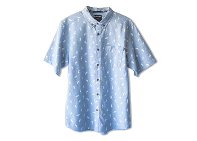 Men's Juan Short Sleeved Button Down - Idaho Mountain Touring