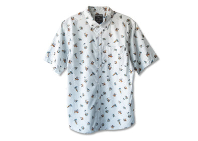 Men's The Jam Short Sleeved Button Down - Idaho Mountain Touring