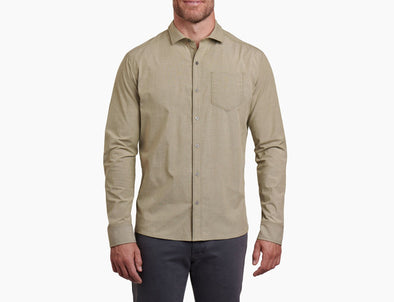 Men's Disruptr Long Sleeve Shirt