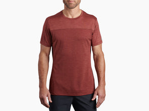 Men's Engineered Krew Short Sleeve - Idaho Mountain Touring