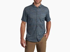 "Men's Innovatr ""Horizon Print"" SS - Idaho Mountain Touring"