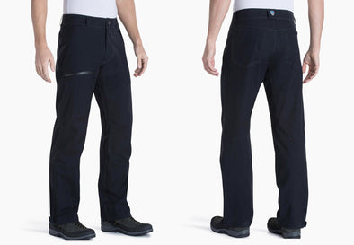Men's Jetstream Rain Pant - Idaho Mountain Touring