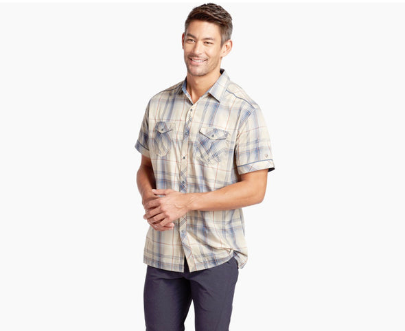 Kuhl Men's Konquer Short Sleeve Shirt - Idaho Mountain Touring