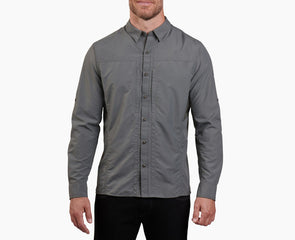 Men's Rejectr Long Sleeve Shirt - Idaho Mountain Touring