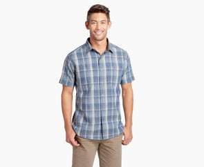 Kuhl Men's Skorpio Short Sleeve Shirt - Idaho Mountain Touring
