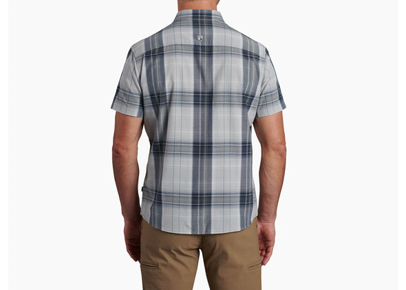 Men's Styk Short Sleeve Shirt - Idaho Mountain Touring