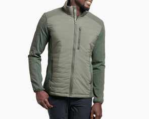 Kuhl Men's Wildkard Hybrid Jacket - Idaho Mountain Touring