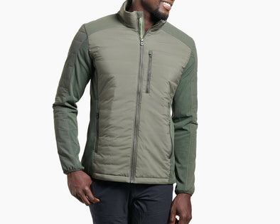 Men's Wildkard Hybrid Jacket - Idaho Mountain Touring