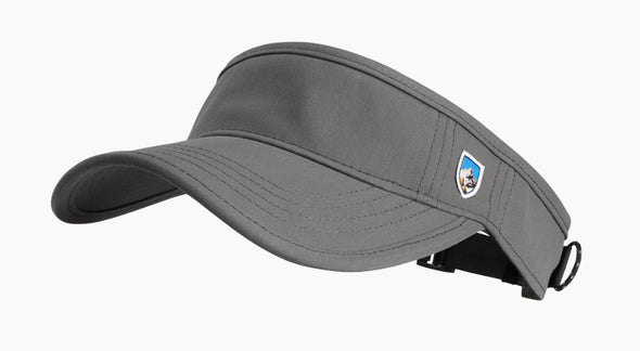 Men's Uberkuhl Visor - Idaho Mountain Touring