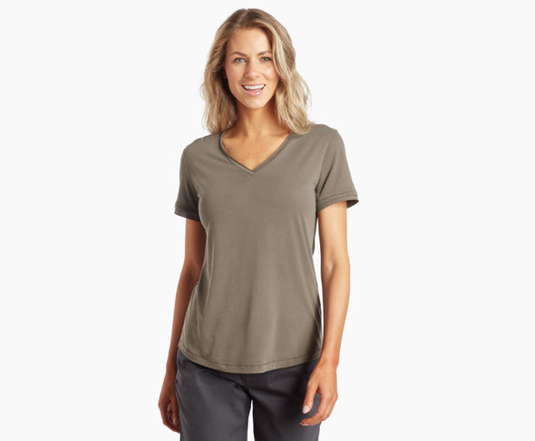 Women's Juniper Short Sleeve Shirt - Idaho Mountain Touring