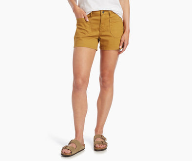 "Kuhl Women's Kontour Short - 4"" Inseam - Idaho Mountain Touring"