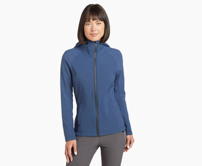 Women's Protektr Hoody - Idaho Mountain Touring