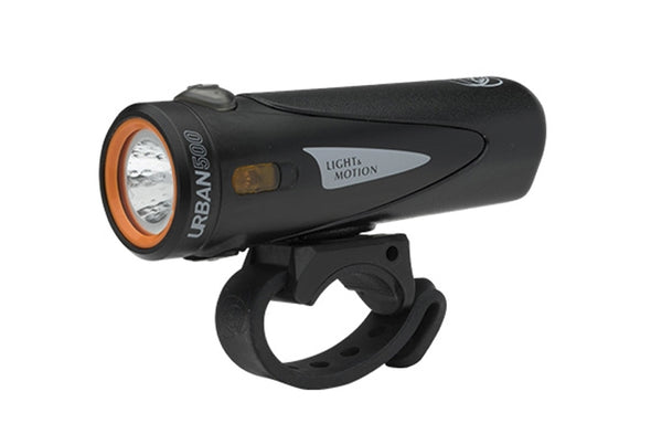 Light & Motion Urban 500 Headlight - Idaho Mountain Touring