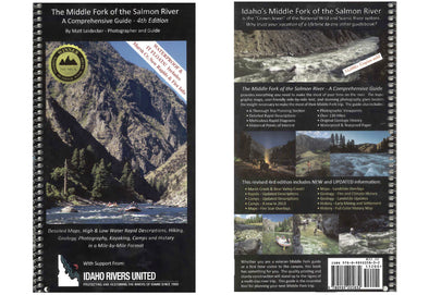 Misc Books and Media Middle Fork of the Salmon Guidebook - 3rd Ed. - Idaho Mountain Touring