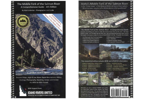 Middle Fork of the Salmon Guidebook - 3rd Ed.