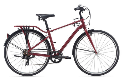 Giant Momentum iNeed Street Urban / Commuter Bike - Idaho Mountain Touring