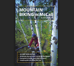 Misc Books and Media Mountain Biking in McCall 3rd Edition - Idaho Mountain Touring