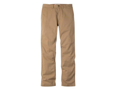 Mountain Khakis Men's Jackson Chino Pant - Slim Fit - Idaho Mountain Touring